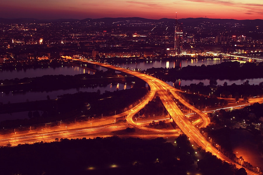 Photograph Sleepless in Vienna by Felicia Simion on 500px