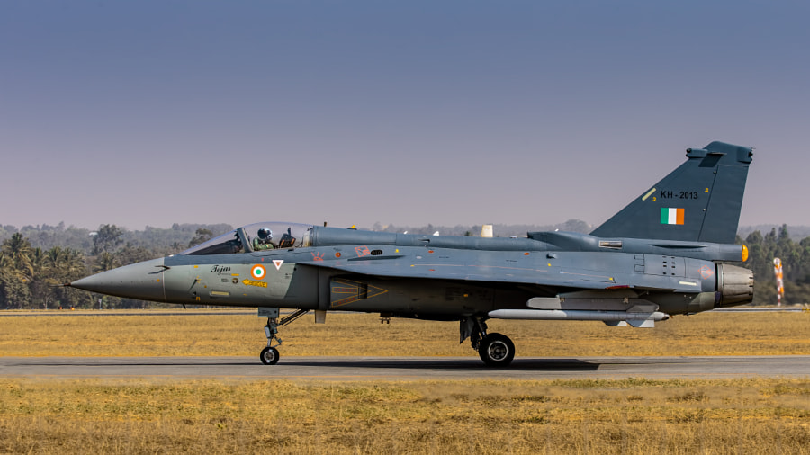Photograph LCA Tejas by Vishwa Kiran on 500px