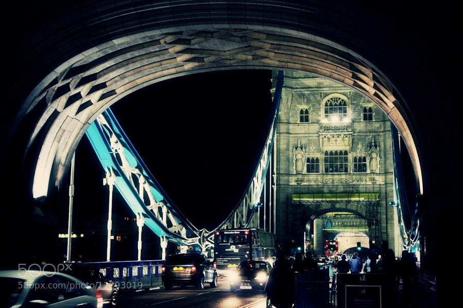 London Bridge by Alexandre Roty (AlexRoty) on 500px.com