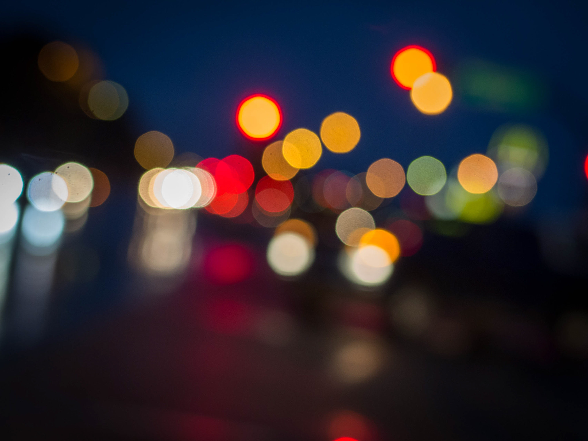 Photograph Only Bokeh by Paul Howard on 500px