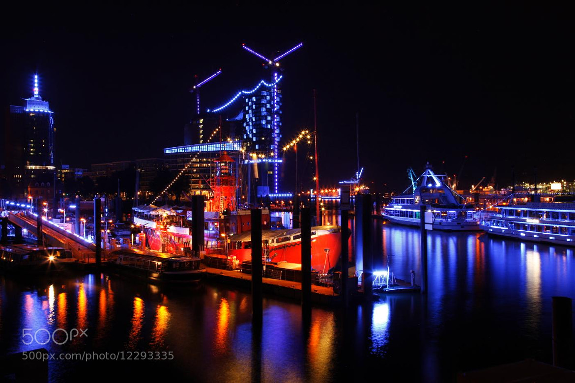 Photograph Blue Port by Amy_in_ Photoland on 500px