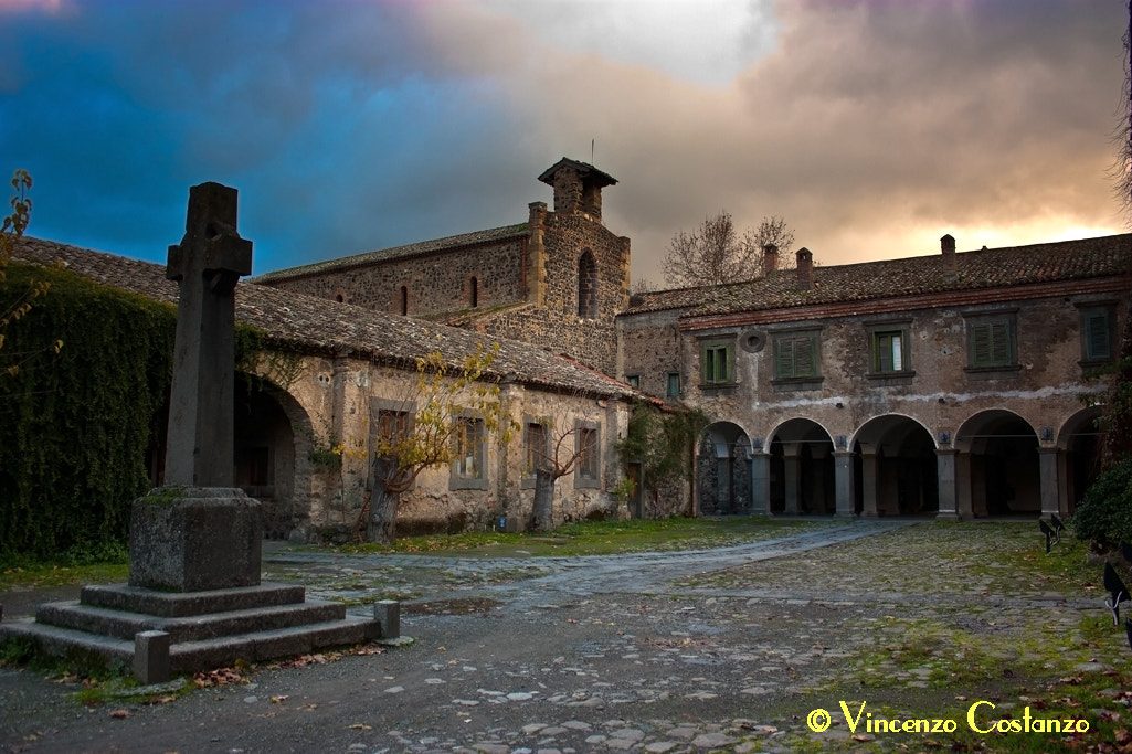 Photograph Abazia Benedettina Santa Maria di Maniace by Vincenzo Costanzo on 500px