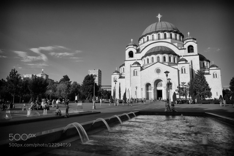 Photograph Cathedral of Saint Sava, Belgrade by Craig  Mann on 500px