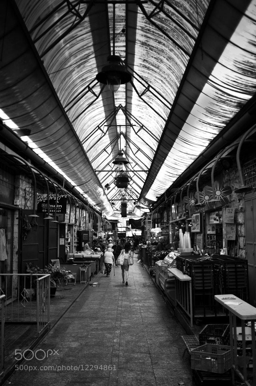 Photograph Market by Benj Benj on 500px