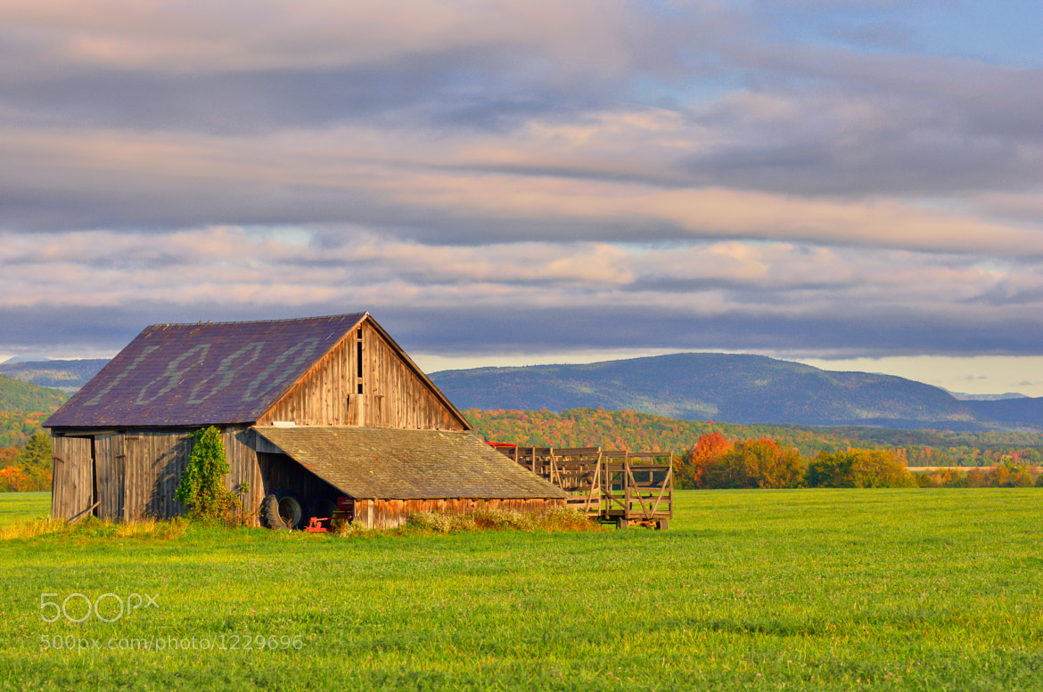 Photograph 130th Vermont Autumn by Stephen Puliafico on 500px