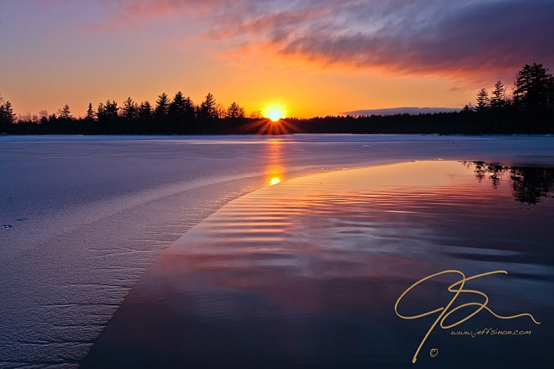 Photograph Bellamy Sunset by Jeff Sinon on 500px