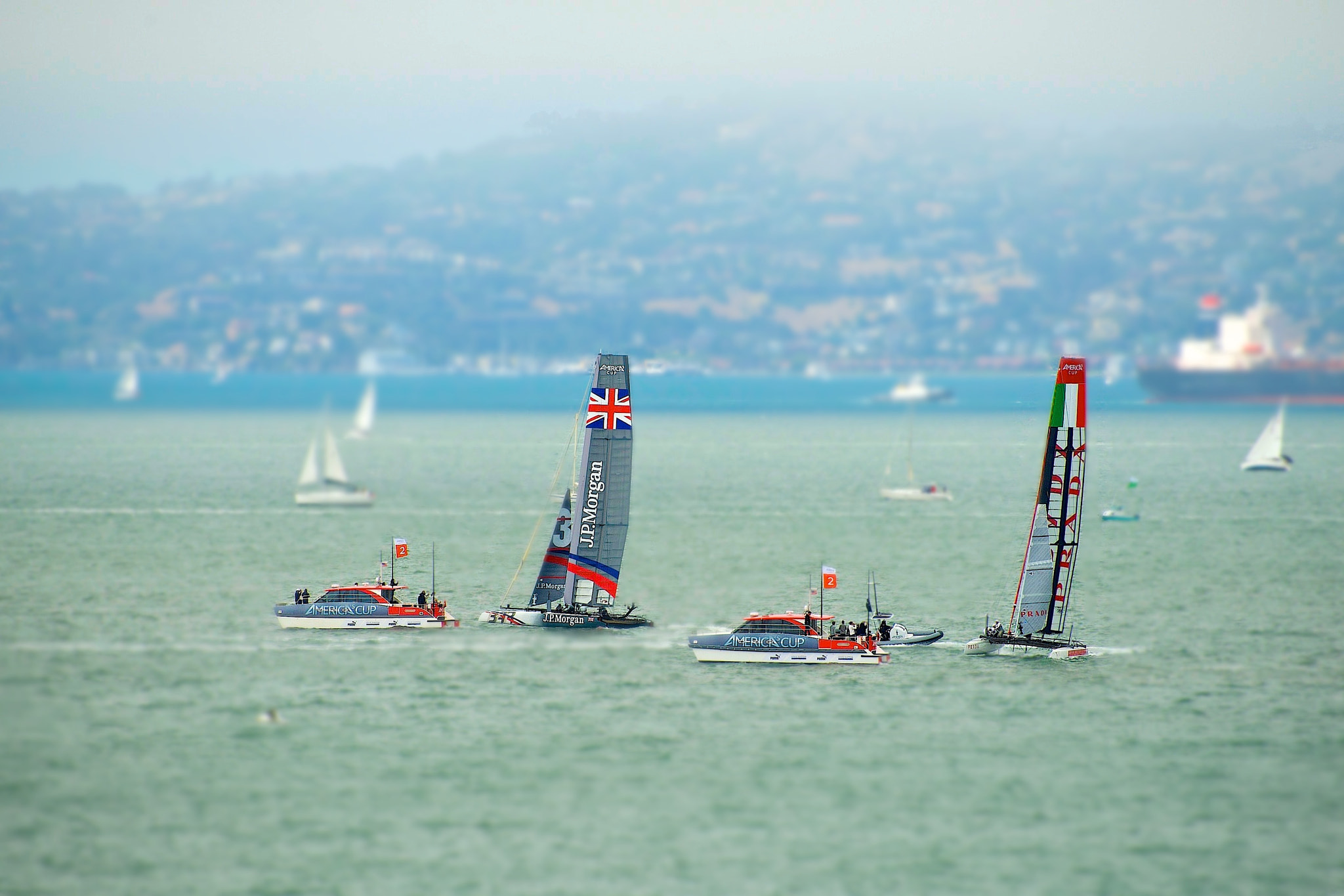Photograph America's Cup by juan leon on 500px