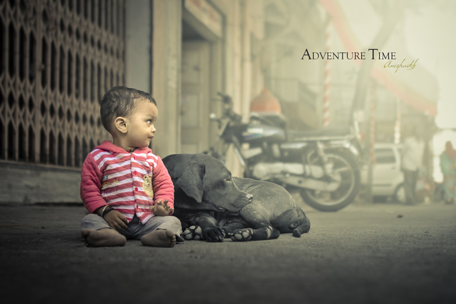 Adventure Time by Anis Shaikh on 500px.com