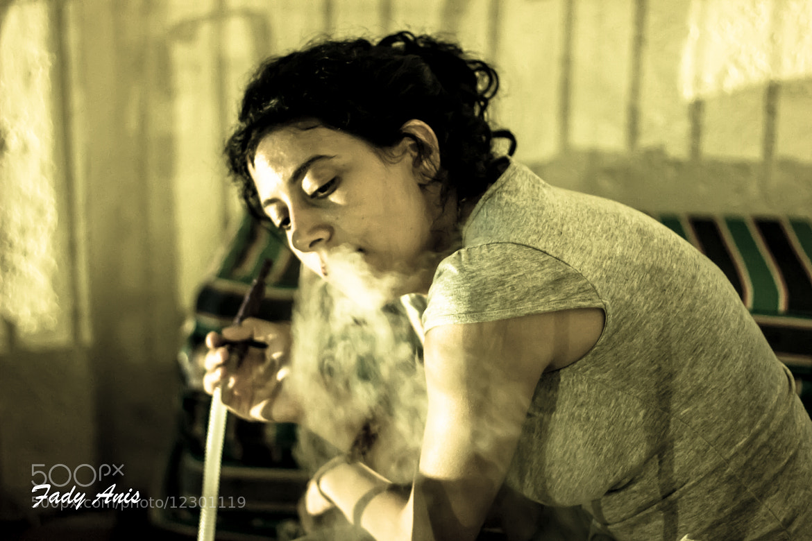 Photograph Hookah in the balcony by Fady Anis on 500px