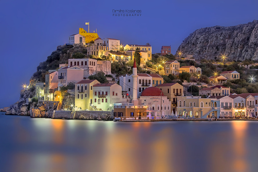 kastellorizo  Greece by Dimitris Koskinas on 500px.com