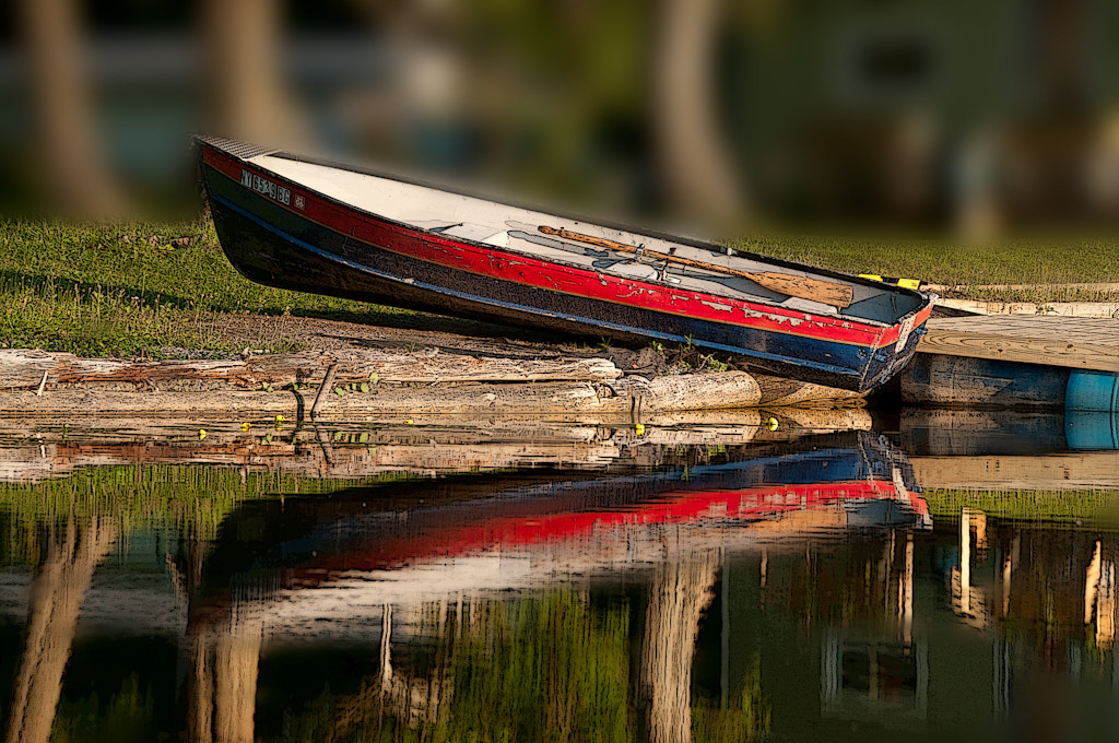 Photograph reflection by Richard Grant on 500px