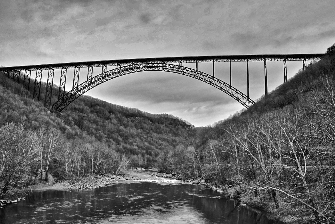 Photograph New River Gorge Bridge, West Virginia by Greg Bull on 500px