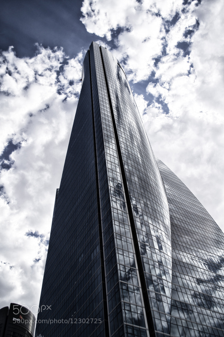 Photograph Torre Espacio by Enrique Gómez on 500px