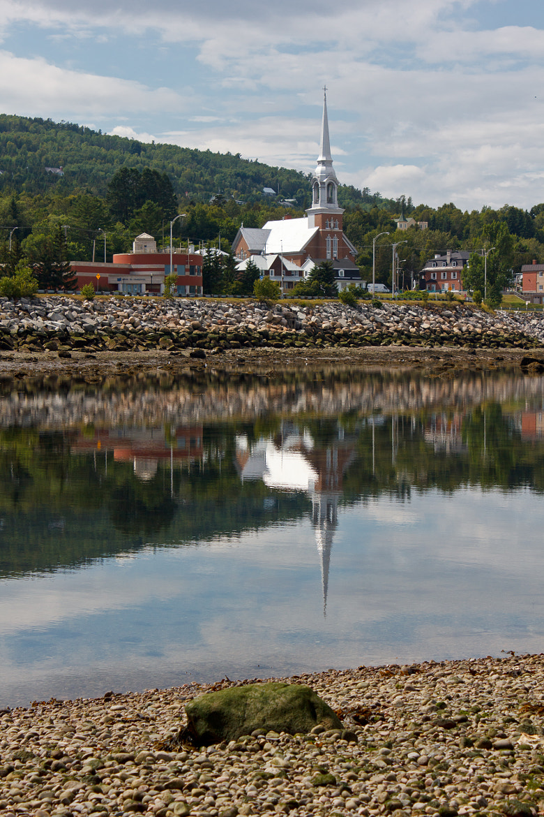Photograph Low Tide Reflection by Louise Pilon on 500px
