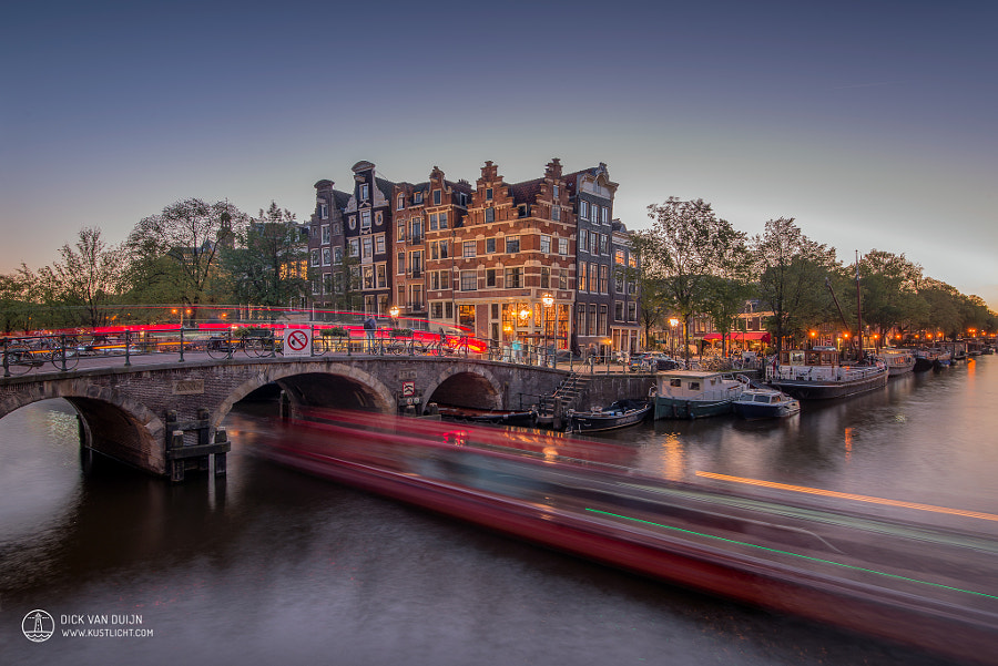 Amsterdam by Dick van Duijn on 500px.com