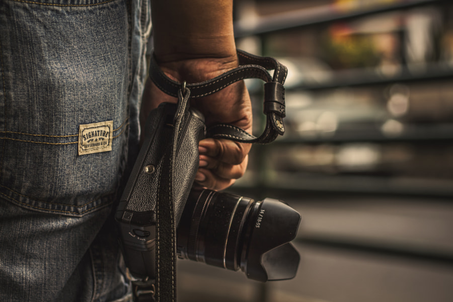 The lensman by Medric Piacos on 500px.com