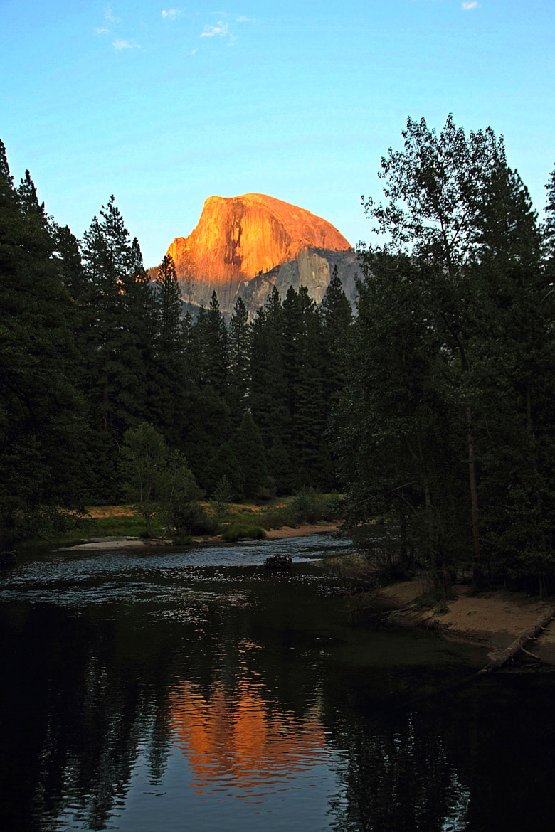 Photograph Half Dome Reflections by Teresa M on 500px