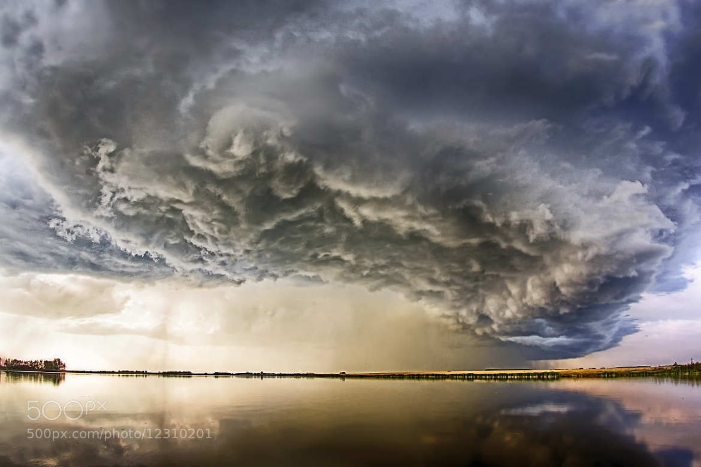 Photograph Storm Cloud by Scott Prokop on 500px
