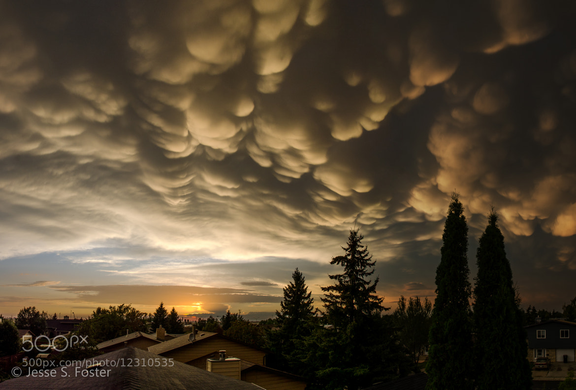 Photograph Skies of SK by Jesse S. Foster on 500px