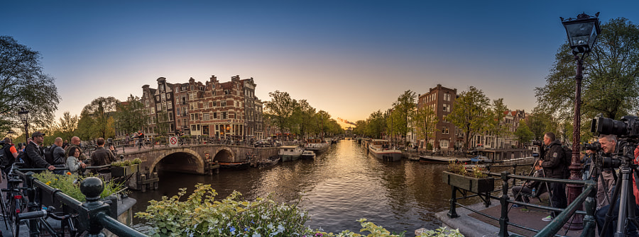 Photowalking Amsterdam by Michiel Buijse on 500px.com