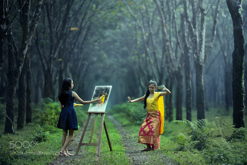 Photograph Painting  by JD Ardiansyah on 500px
