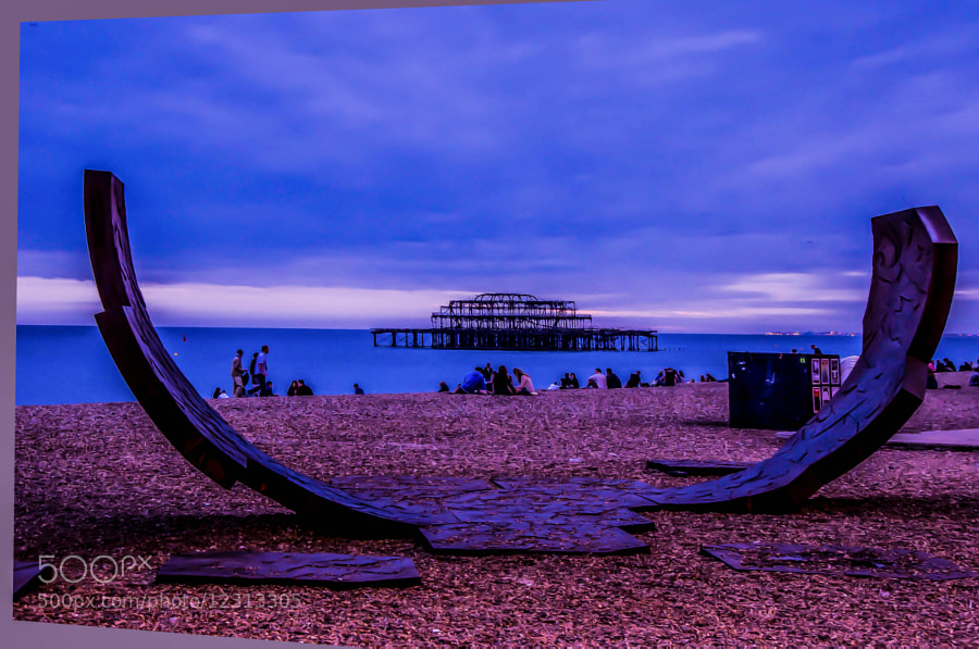 Photograph The Brighton Smile by julian john on 500px