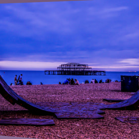 The Brighton Smile by julian john (sandtasticdays)) on 500px.com