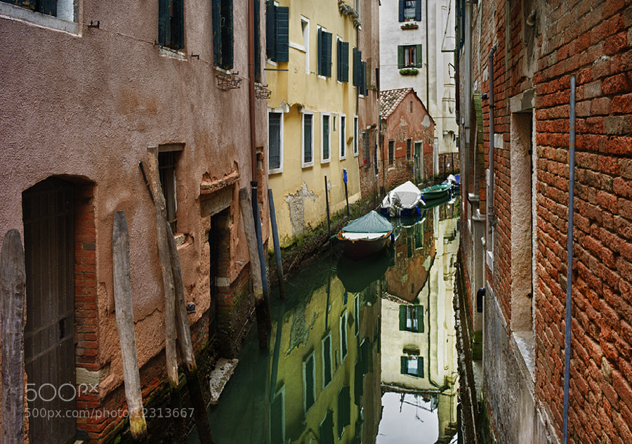 Photograph Small streets Venice. by Olga Shiropaeva on 500px