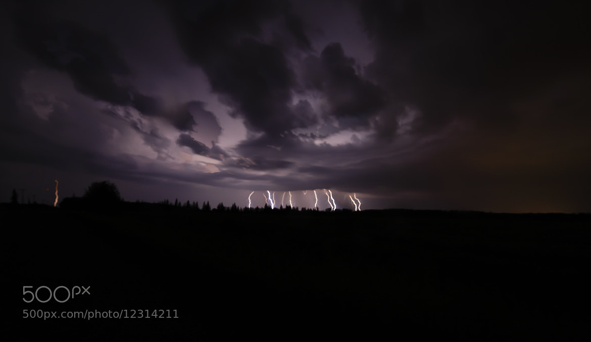 Photograph lightning  by Paul Lavoie on 500px