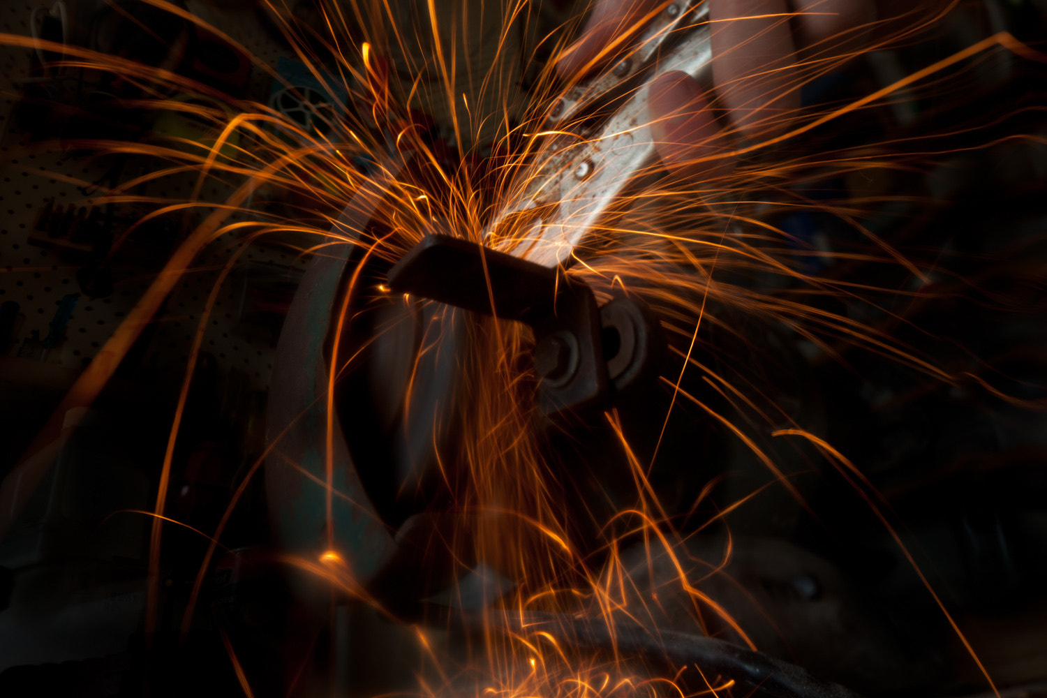 Photograph Sparks by Ryan Smale on 500px