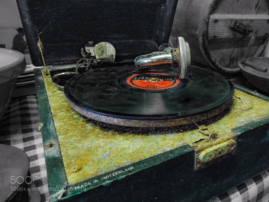 Old, Dirty Gramophone by FelikssVeilands