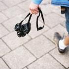 Expired Films & Backpacks by Margot Gabel