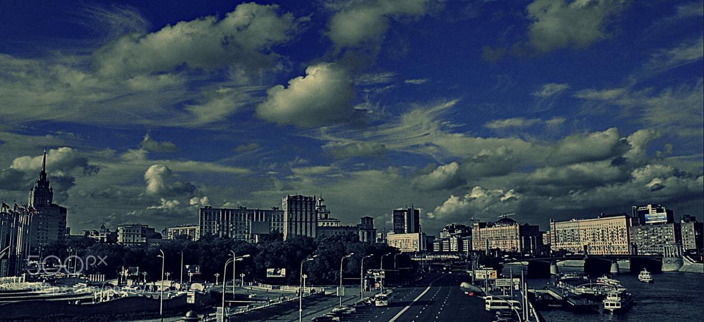 Photograph Moscow by Natasha Goryaeva on 500px