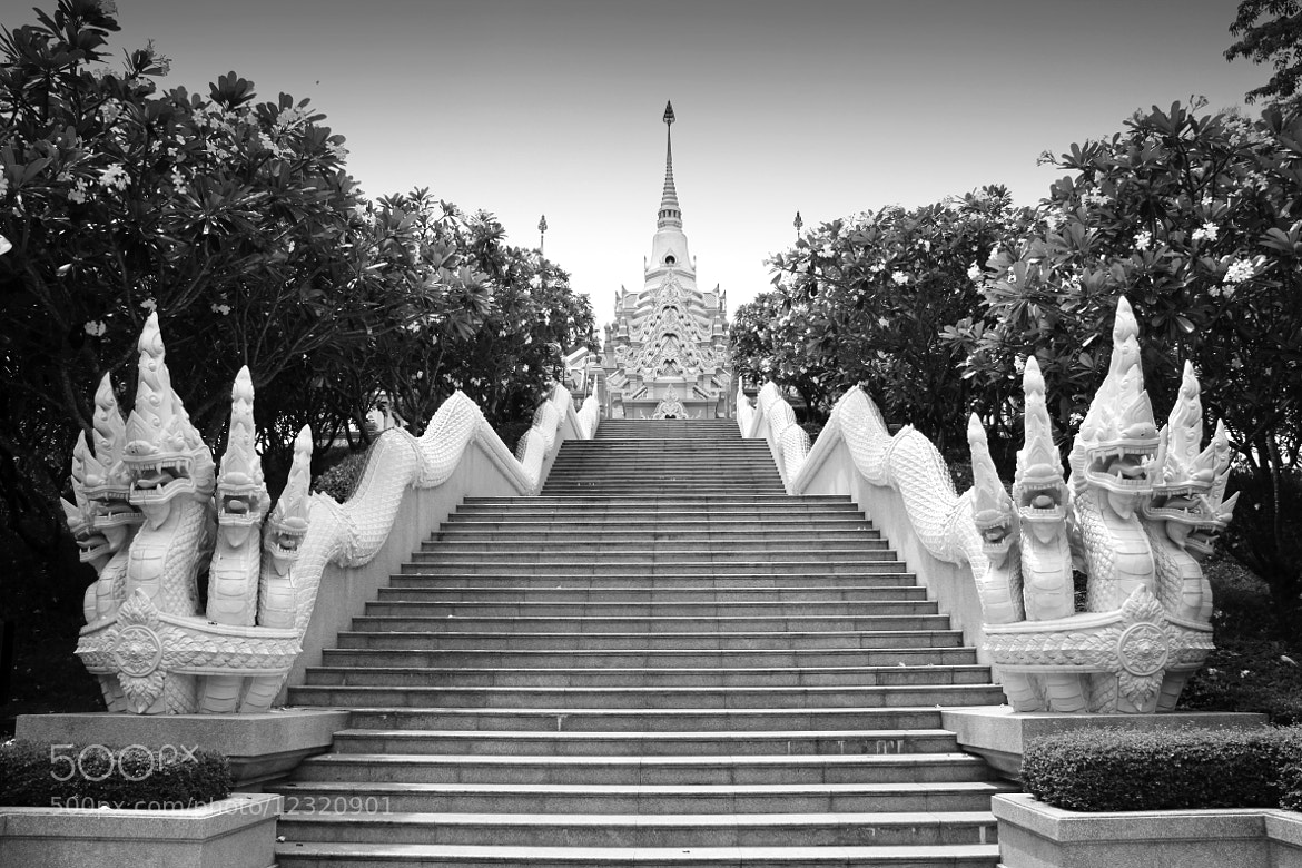 Photograph Stairway to morals.  by SIAM SNAP veerapon on 500px