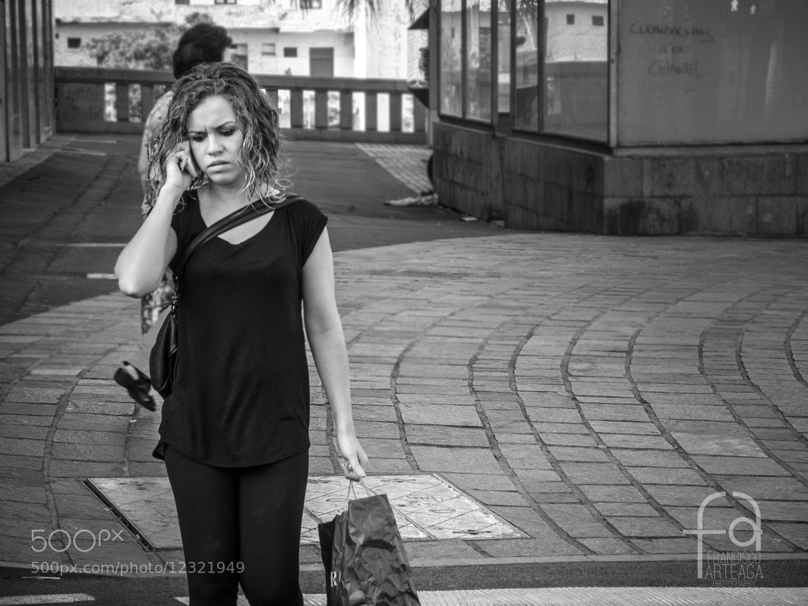 Photograph Phone call by Francisco Arteaga on 500px