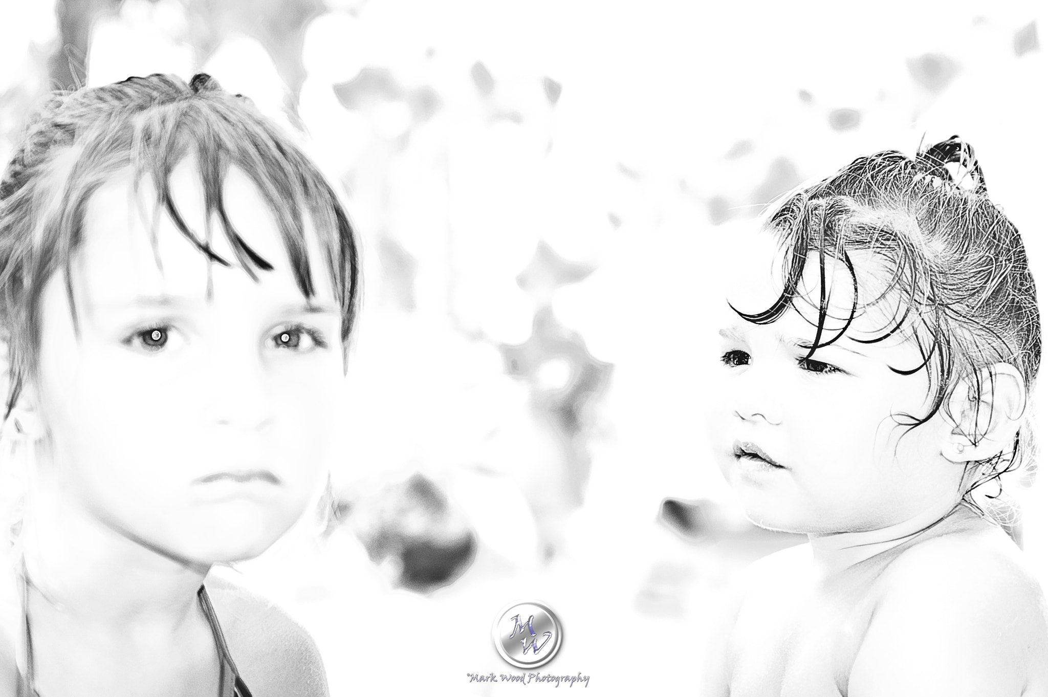 Photograph My Daughters by Mark Wood on 500px