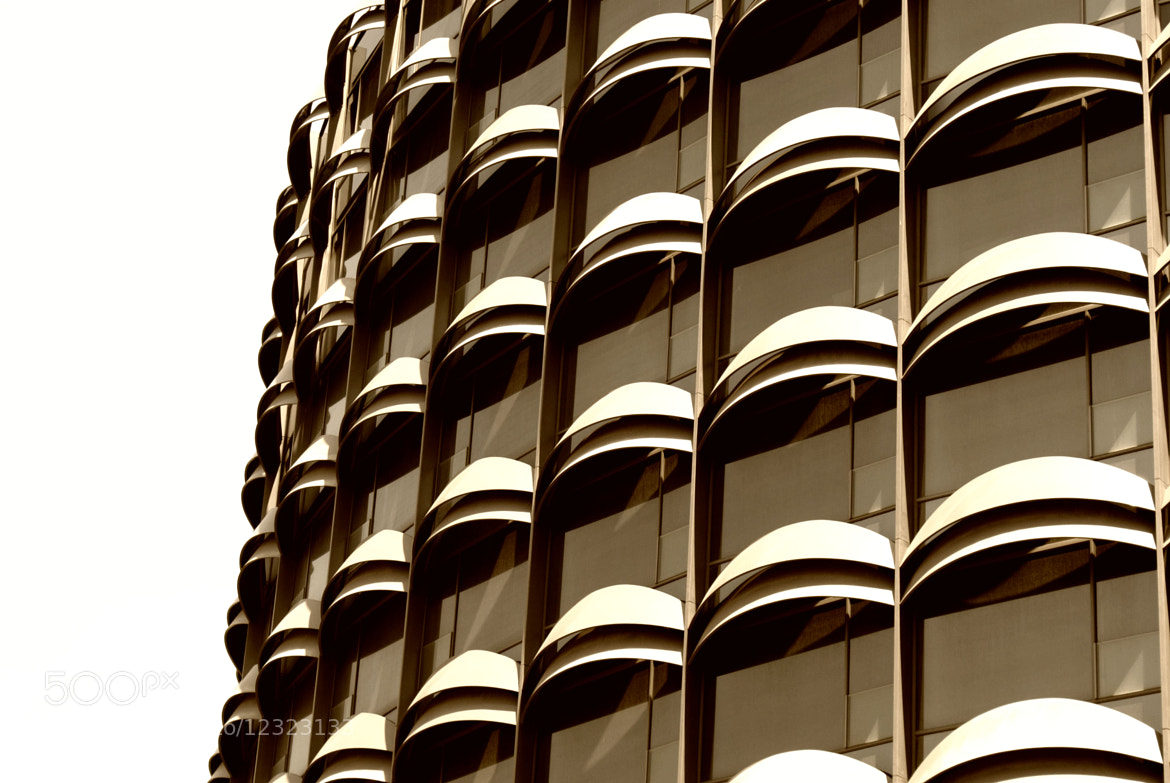Photograph Barcelona - AXA Building by Hristo Hristov on 500px
