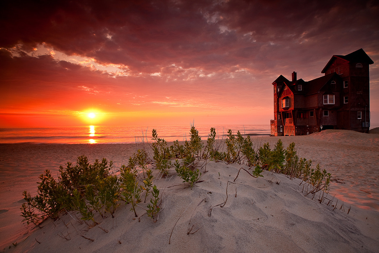 Photograph Sunrise in Rodanthe,N.C.  by Julian De La Rosa III on 500px