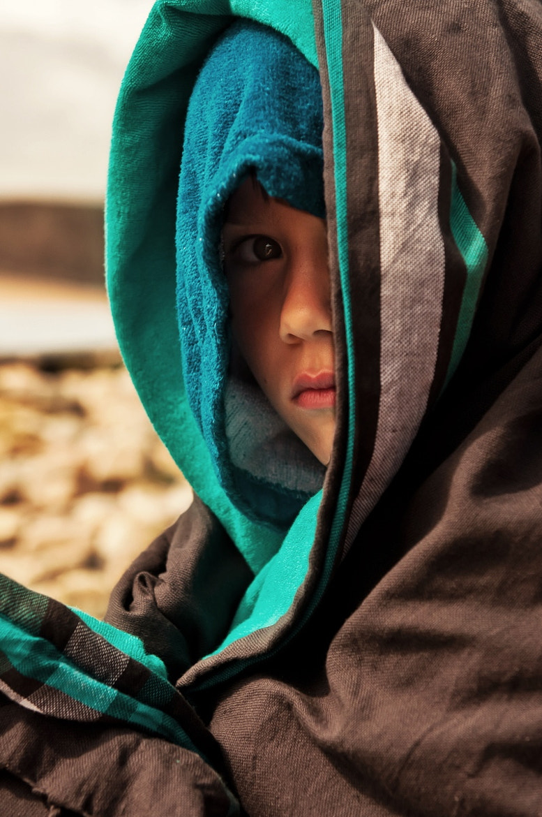 Photograph Bedouin Boy by Talitha Hoppe on 500px