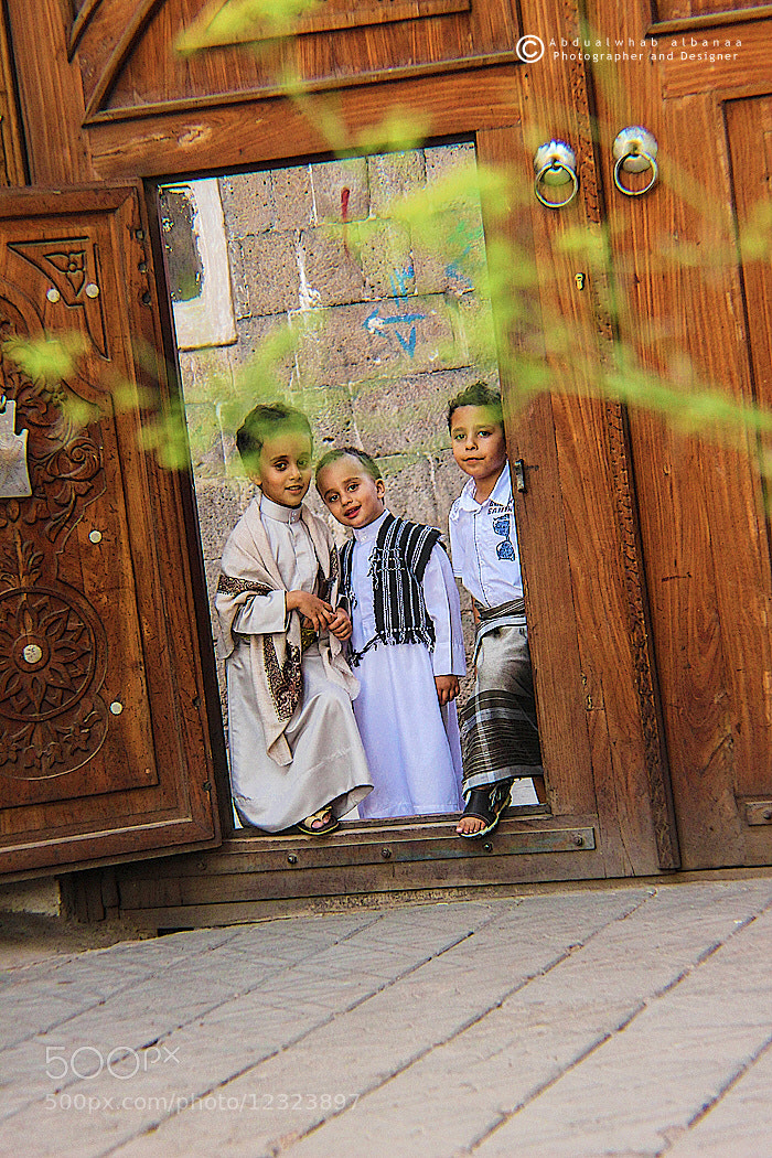 Photograph Eid Joy  by abdualwhab albanaa on 500px