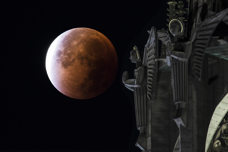 Blood Moon by Michael Keil on 500px.com