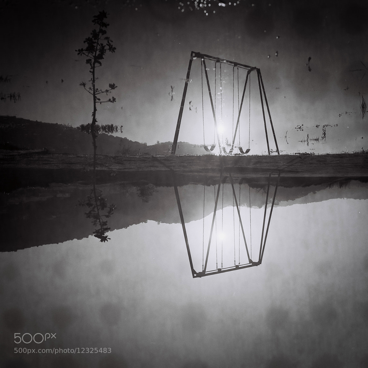 Photograph Swing to another dimension by Frans Fourie on 500px