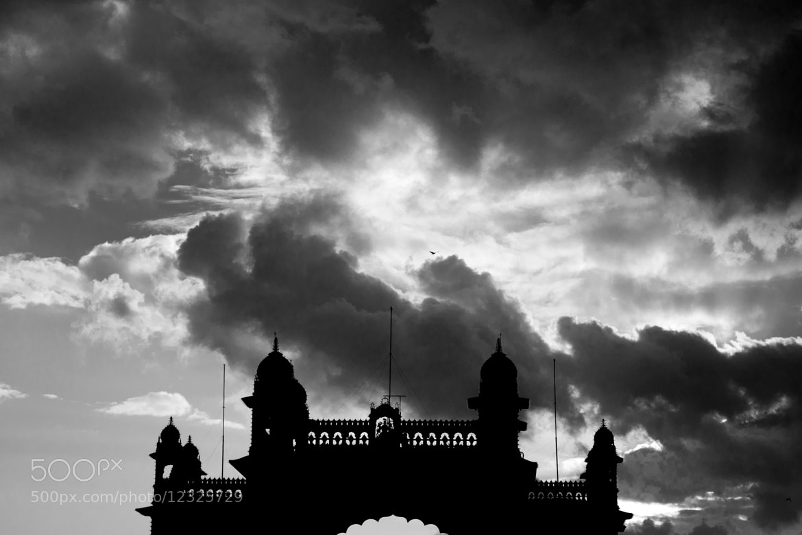 Photograph Palace gate by Samrat ch on 500px