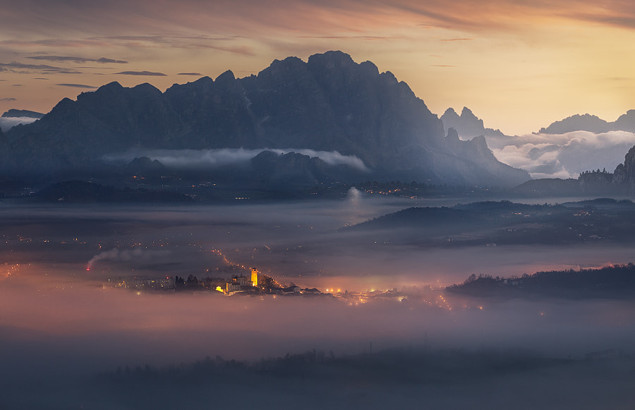 Fantasy land by Dino Marsango on 500px.com