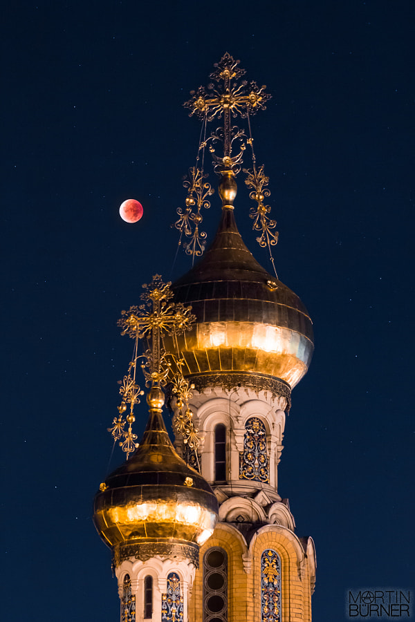 Bloodmoon by Martin Bürner on 500px.com