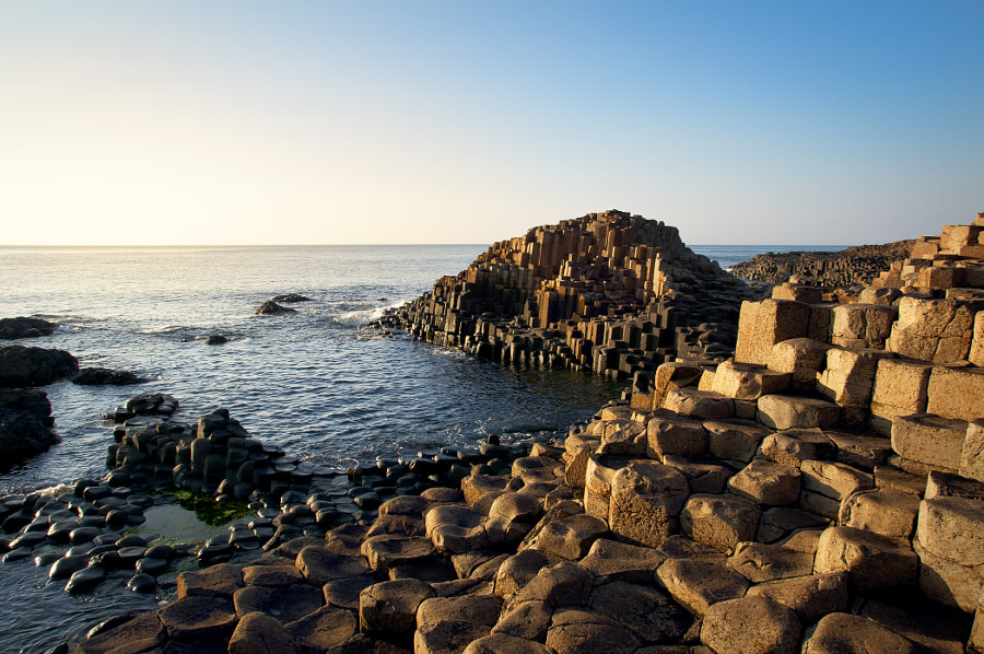 Photograph Ireland - Giant's Causeway II by Cyril Fontaine on 500px