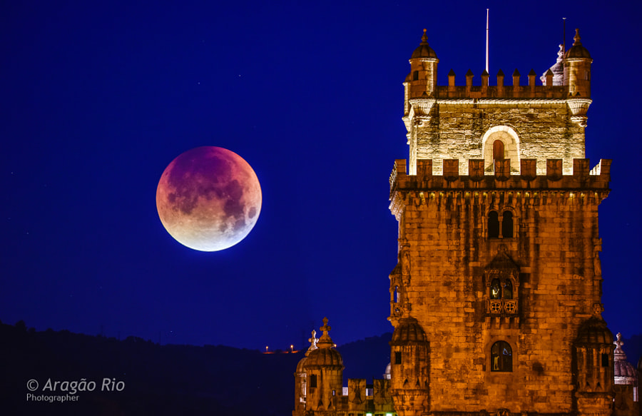 Blood Moon 2015 Lisbon by Aragao Rio on 500px.com