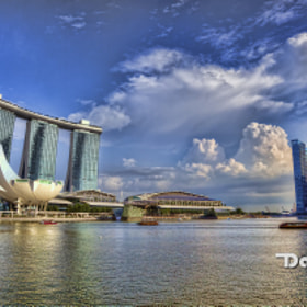Marina Bay Sands by David Chew (David_Chew)) on 500px.com
