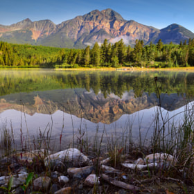 Patricia Lake - Jasper by Anura Fernando (Anura)) on 500px.com