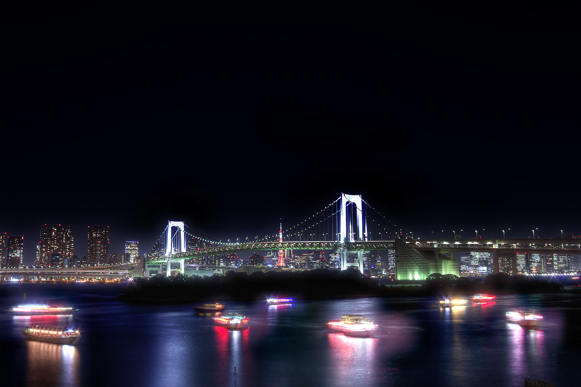 Photograph Rainbow Bridge by Kenji Doi on 500px